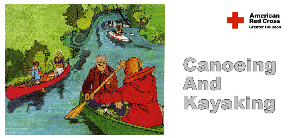 American Red Cross Canoe and Kayak Masthead