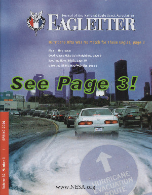 Download the BSA Crew-911 article in NESA Eagletter Spring 2006 Magazine