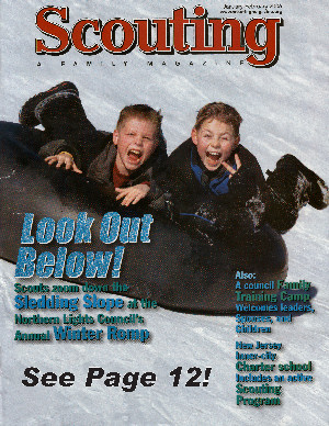 Download the BSA Crew-911 article in Scouting Magazine Jan-Feb 2006